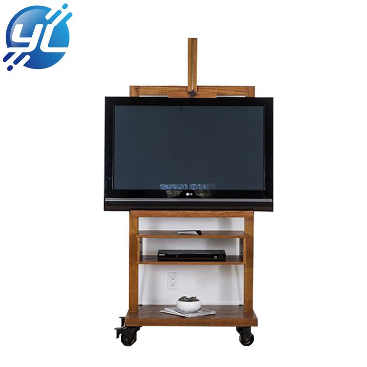 modern simple design wooden tv stand