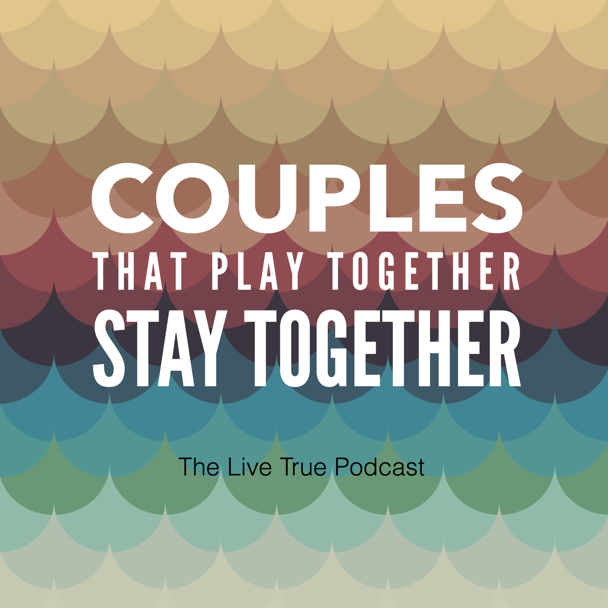 Couples play together stay together