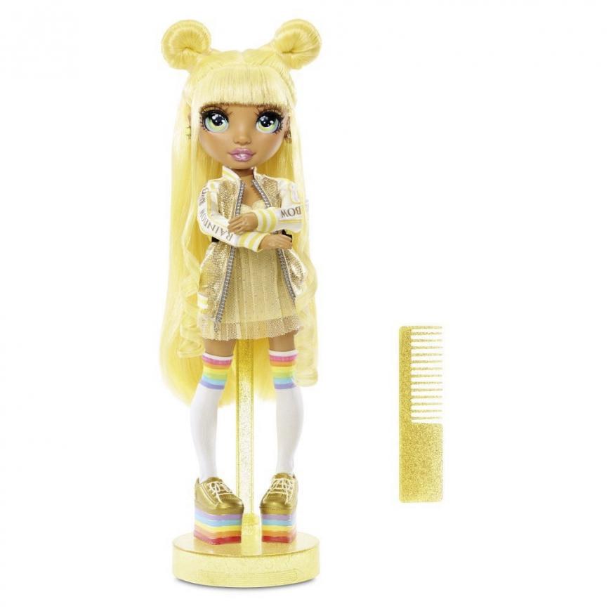 Sunny Madison Rainbow High doll