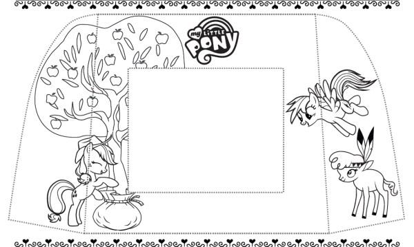 Раскраска Рамка в виде змеи 23 May 2013 Blog War