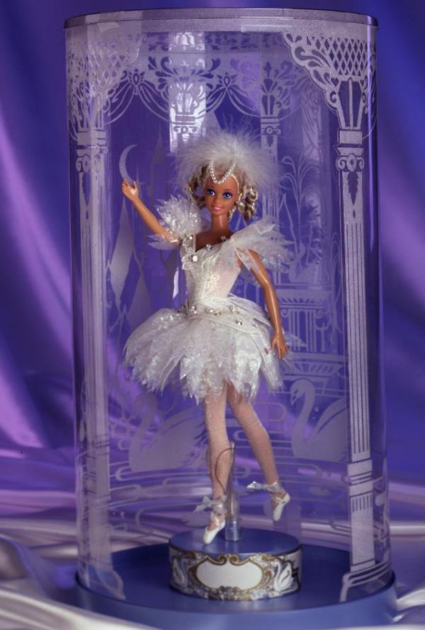 Старая кукла Барби балет лебединое озеро Куклы