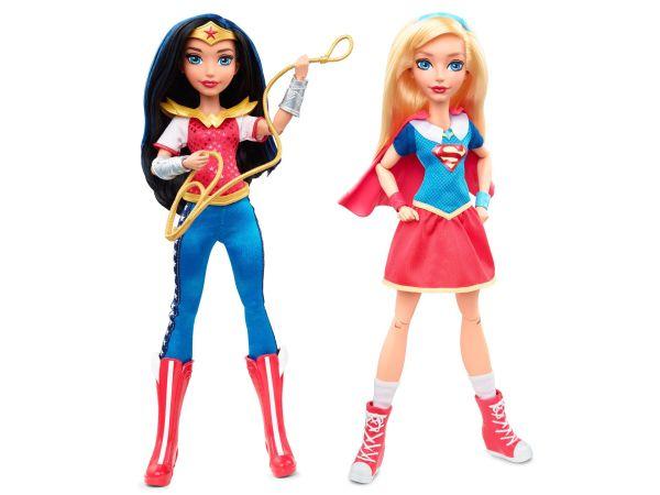 DC Super Hero Girls — multymoda