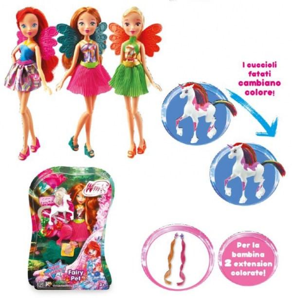 Две новые коллекции кукол Винкс - YouLoveIt.ru