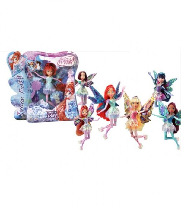 Винкс Клуб Тайникс: Первые промо фото кукол - YouLoveIt.ru