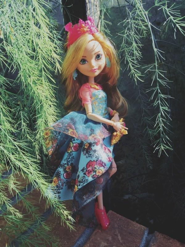 Очень красивая фотосессия для куклы Эшлин Эллы - YouLoveIt.ru