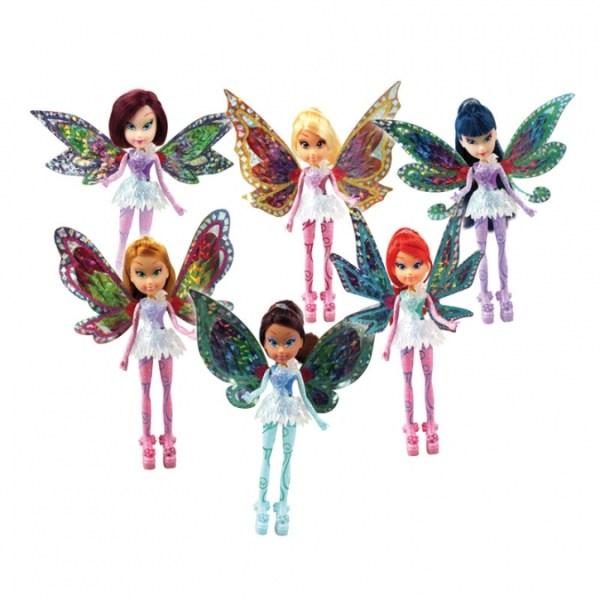 Промо фото новых кукол Винкс: Тайникс, Винтаж, Красотка и ...