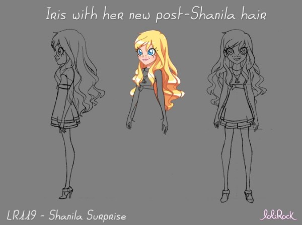 Лолирок: Картинки принцесс с короткими волосами после ...