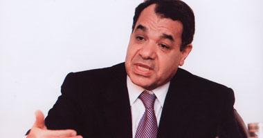 يسرى الجمل وزير التربية والتعليم تصوير ا�مد اسماعيل