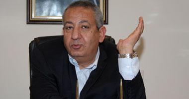 كامل أبو على رئيس النادى المصرى