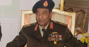 المشير محمد حسين طنطاوى رئيس المجلس الاعلى للقوات المسلحة