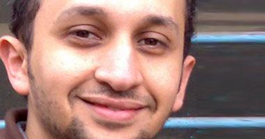 كريم رضا الناشط بحركة شباب 6 أبريل