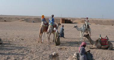 اختطاف السائ�ين كشف ضعف قدرة المصريين على إدارة الأزمات