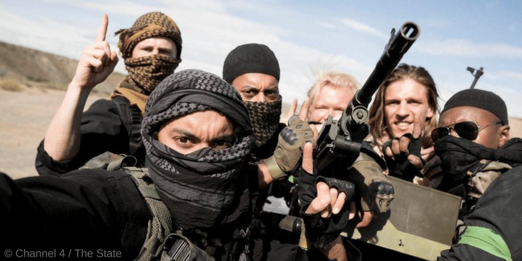 The state : La série polémique qui plonge dans l'univers de Daesh