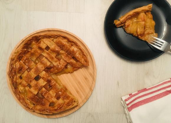 L'Apple Pie comme chez les 'Ricains