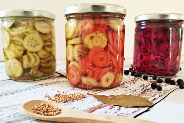 Pickles maison