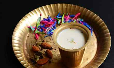How to make Homemade Thandai?