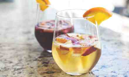 Sangria Mocktail