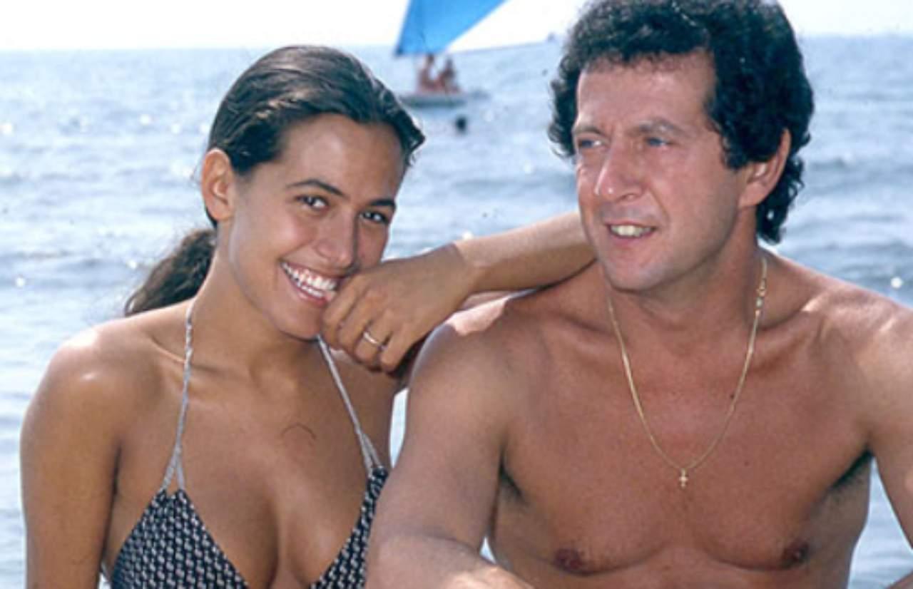 Memo Remigi, sapevate della storia d'amore con Barbara D'Urso?