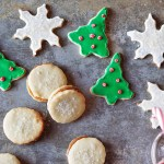 3 christmas cookies 1 recipe