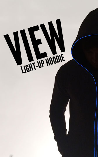 Light-Up Hoodie