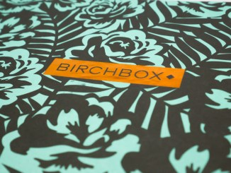 November Birchbox 2015 Cover