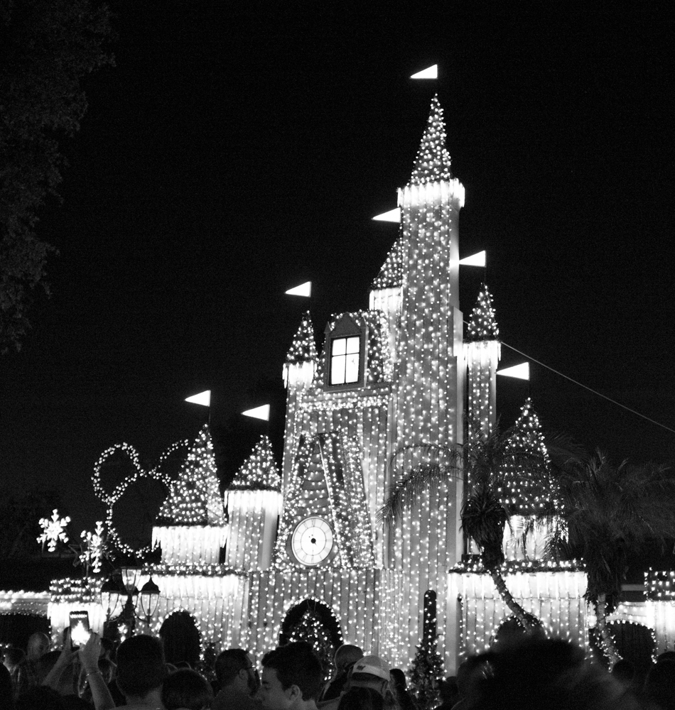 Christmas castle Miami Kendall 2015