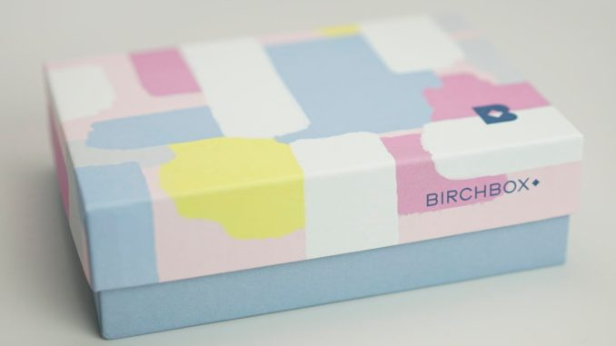 May Birchbox cover younfolded blog
