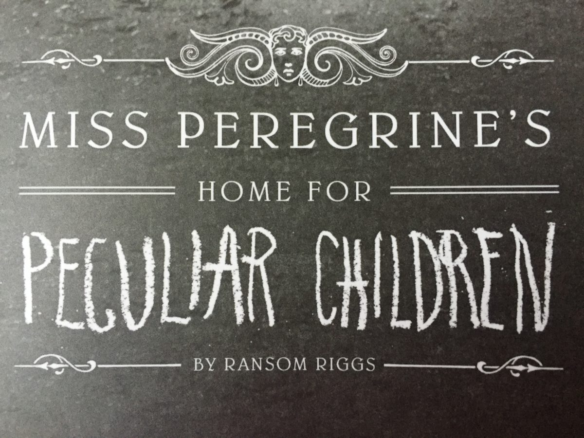 Book Nook | Miss Peregrine's Home for Peculiar Children