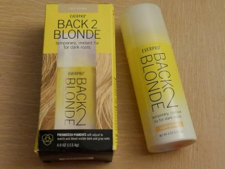 Everpro BACK2BLONDE review