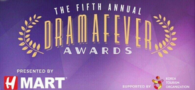 5th Annual DramaFever Awards Winners