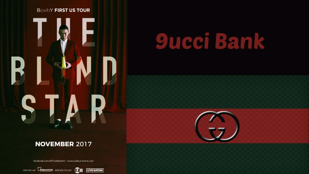 BewhY The Blind Star Concert Dates