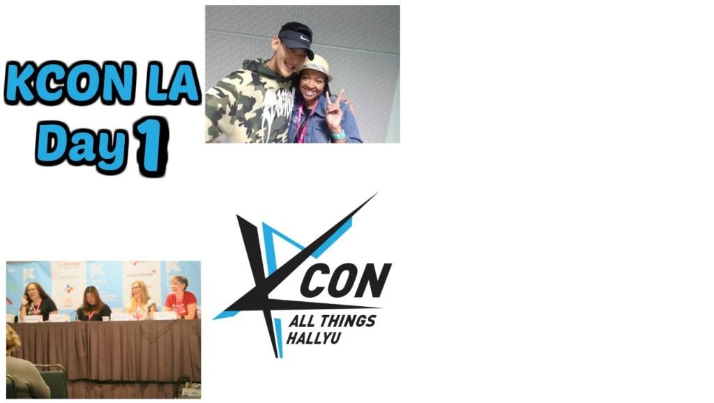 KCON LA 2017: Day 1