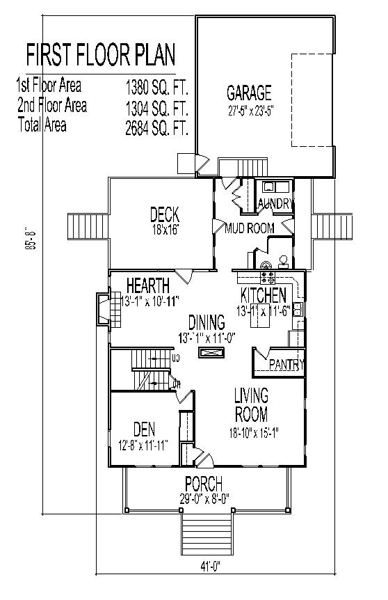 Open Floor Plans Ranch Homes