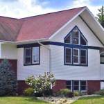 Tri Level House Floor Plans 1 5 Story Prairie Style Homes