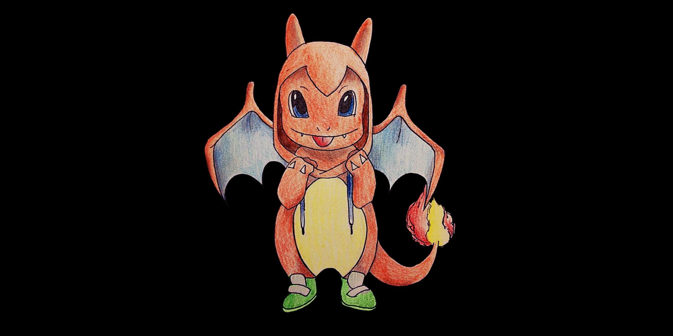 charmander pokemon composition