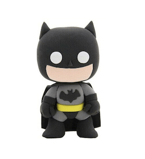 clay figure of batman