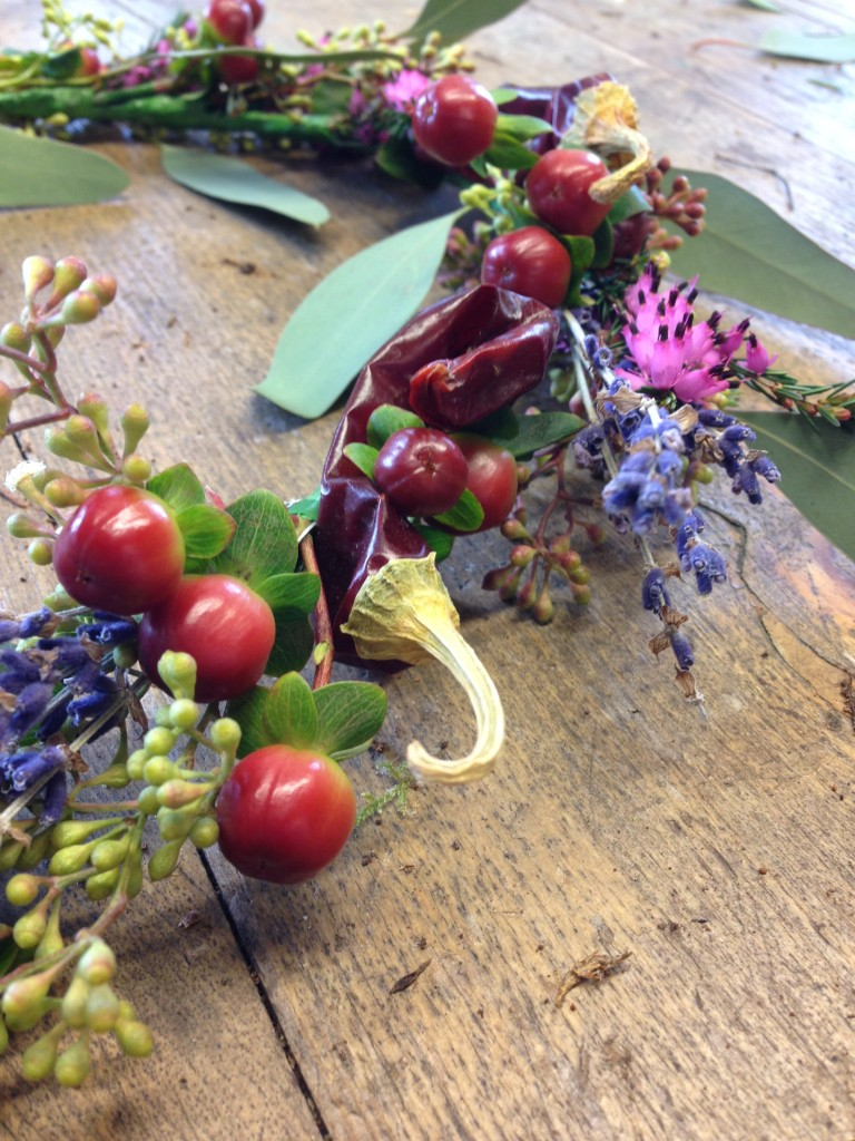 Young Blooms wiltshire wedding florist