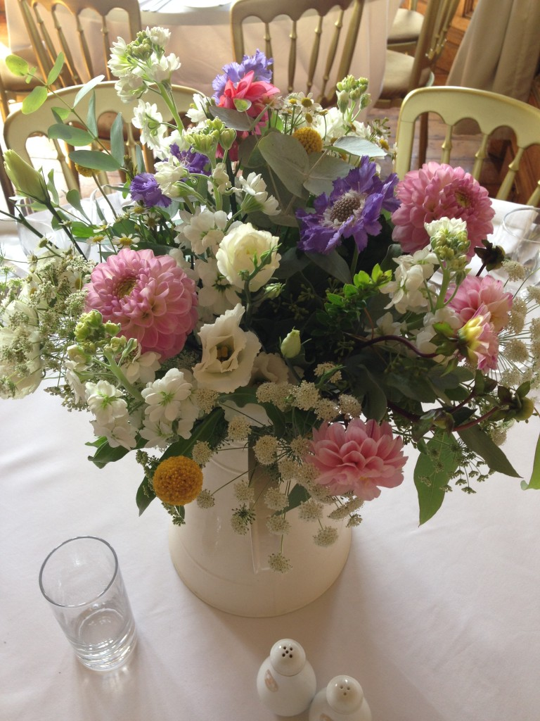 Young Blooms, wedding flowers wiltshire.