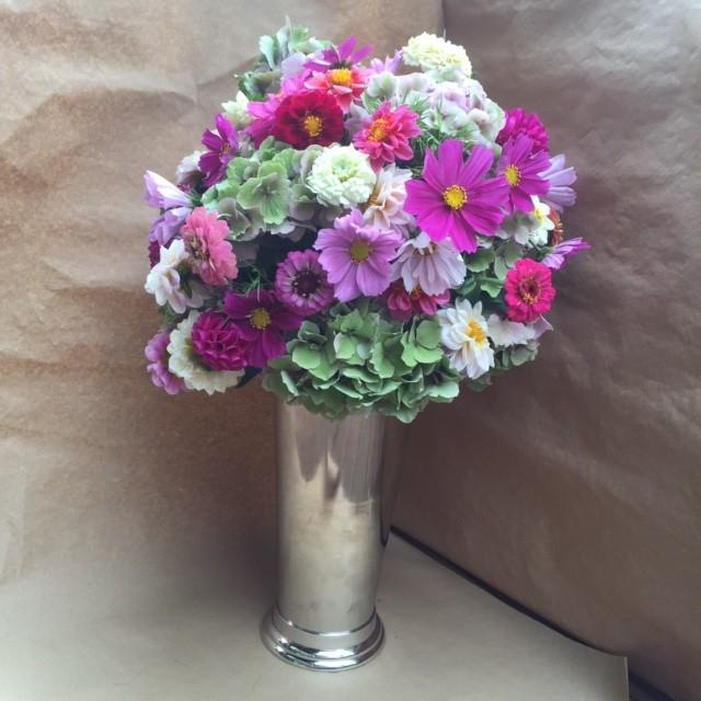 British flowers, winsley