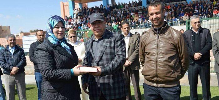 Samira El Abdi est la première «agente» de joueurs de football dans le monde arabe