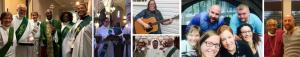 Photos of young deacons