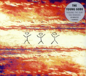 Kissing The Sun Remixes cover, November 6, 1995