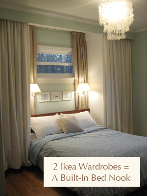 ikea-wardrobe-hack-built-in-bed-nook-extra-closets