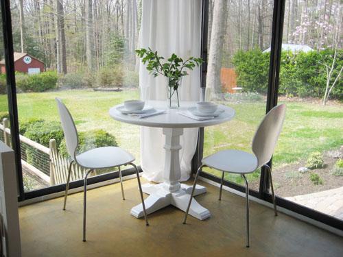 How To Make (u0026 Paint) A Pedestal Table
