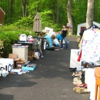 Hosting Our Very First Yard Sale