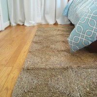 Adding A Seagrass Rug From World Market