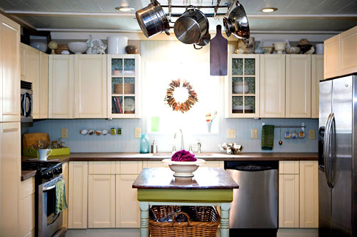 kitchen reno removing our sink our old granite counters young rh younghouselove com