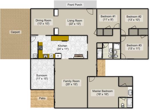 Great The Floor Plan Stan