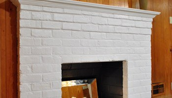painting fireplaces. How To Prep  Prime And Paint A Brick Fireplace Whitewash Wall Or Young House Love