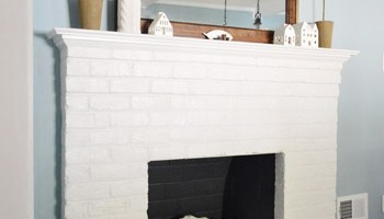 Fireplace makeover tiling the mantel with marble herringbone fireplace makeover planning buying materials tyukafo